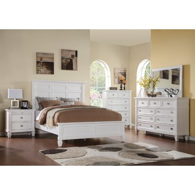 Wildon Home Dolce Panel Customizable Bedroom Set Reviews