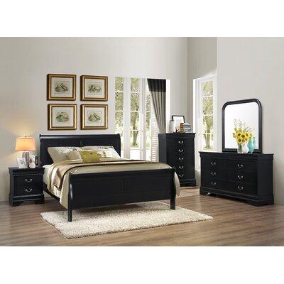 Wildon Home ® Louis Phillip Panel Custom..