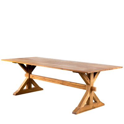 Wildon Home ® Trestle Gathering Dining Table