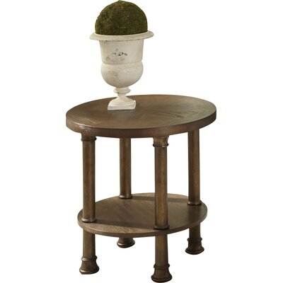 Wildon Home ® Clockworks Occasional End Table