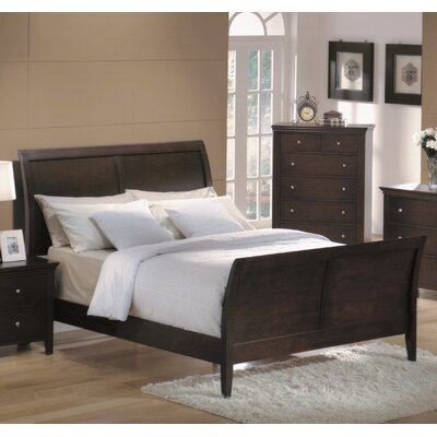 Wildon Home ® Montgomery Sleigh Bed