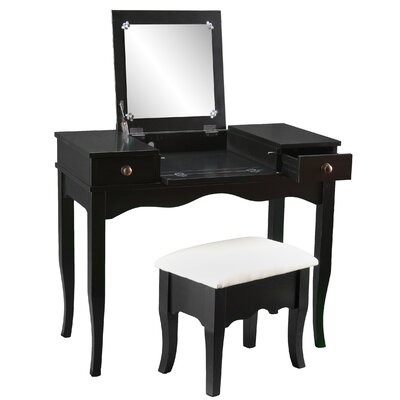 Wildon Home ® Brigette Vanity and Bench Set
