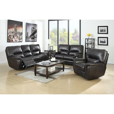 Wildon Home ® Galaxy Living Room Collection