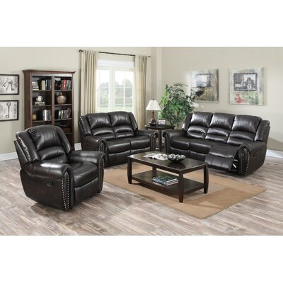 Wildon Home ® Abbie Living Room Collection