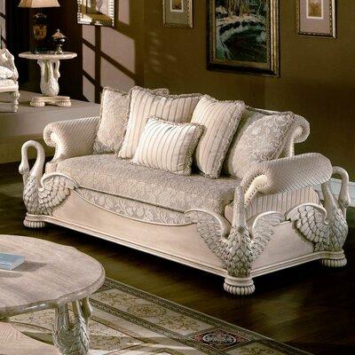 Wildon Home ® Avignon Swan Sofa