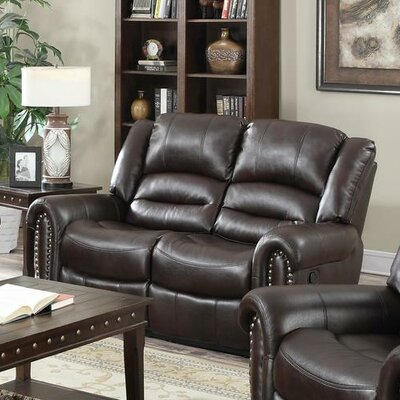 Wildon Home ® Abbie Reclining Loveseat