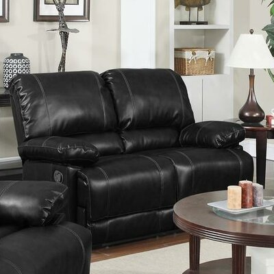 Wildon Home ® Dalton Reclining Loveseat