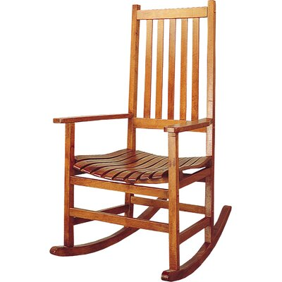 Wildon Home ® Greenhorn Rocking Chair