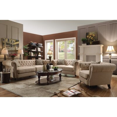 Wildon Home ® Trivellato Living Room Collection