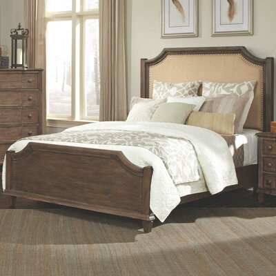 Wildon Home ® Dalgarno Upholstered Panel Bed