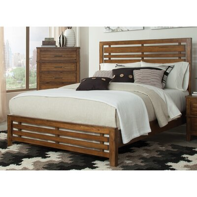 Wildon Home ® Cupertino Panel Bed