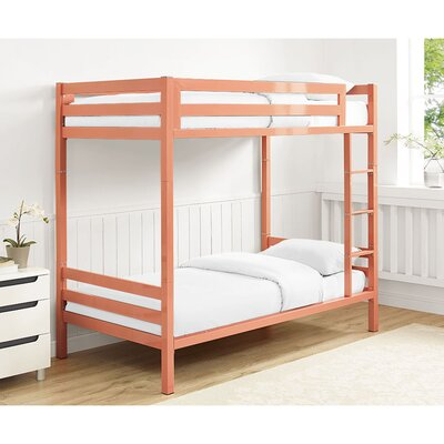 Emerson Rose Twin Standard Bed Customizable Bedroom Set