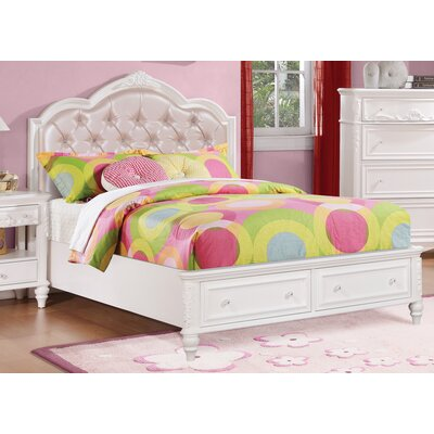 Wildon Home ® Caroline Upholstered Storage Platform Bed