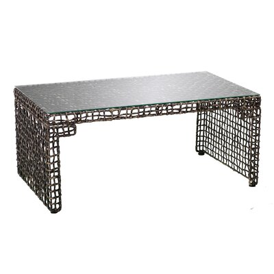 World Menagerie Akersville Woven Coffee Table