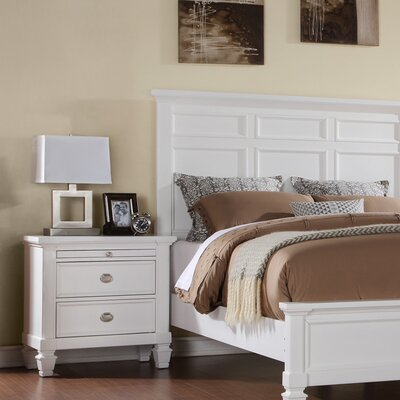 Wildon Home ® Dolce 2 Drawer Nightstand