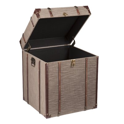 Darby Home Co Apatow Trunk