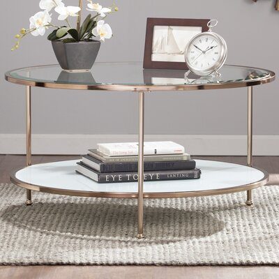 Mercer41 Wellen Coffee Table