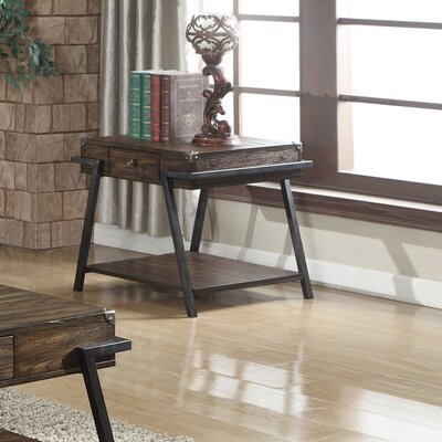 ACME Furniture Macall End Table