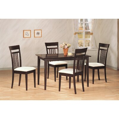 Wildon Home ® Mason 5 Piece Dining Set