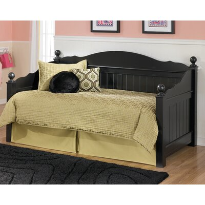 Wildon Home ® Dawn Daybed in Black