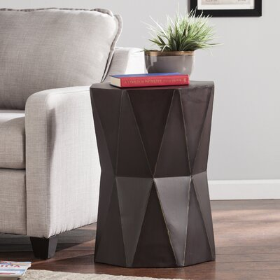 Mercury Row Bartholdi End Table