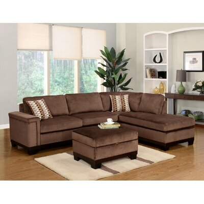 Wildon Home ® Opulence Sectional