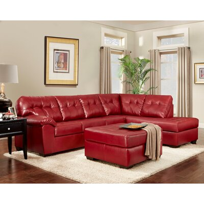 Wildon Home ® Becky Sectional