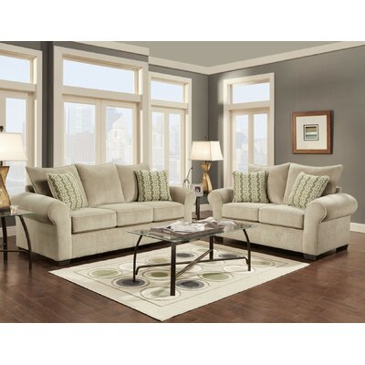 Wildon Home ® Cyn Sleeper Living Room Collection
