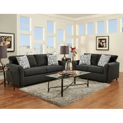 Wildon Home ® Cadie Sleeper Living Room Collection