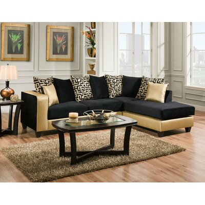 Wildon Home ® Melody Sectional