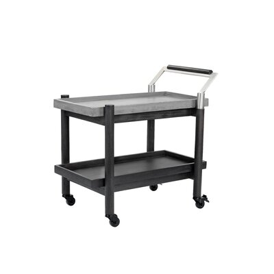 Trent Austin Design Mentasta Rovira Serving Cart