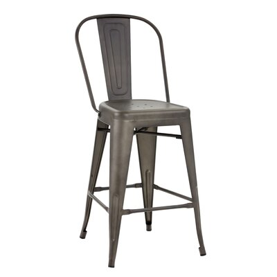 Brayden Studio Ianthe Bar Stool (Set of 4)