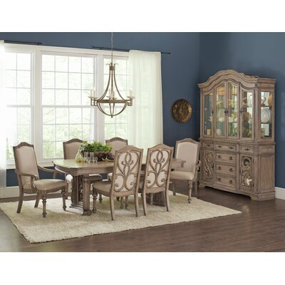 Wildon Home ® Ilana 7 Piece Dining Table Set