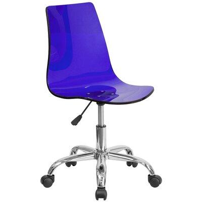 Wildon Home ® Ginseville Mid-Back Desk C..