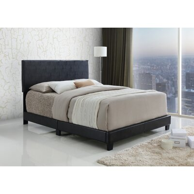 Wildon Home ® Brazos Upholstered Panel Bed