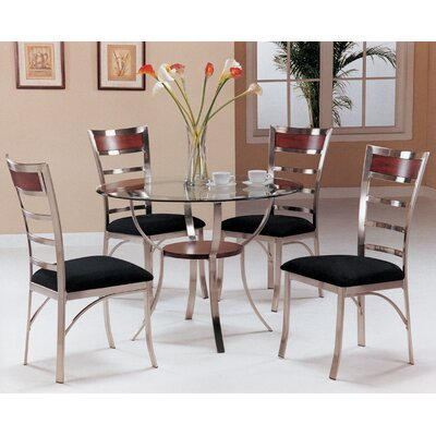 Wildon Home ® Laurel 5 Piece Dining Set