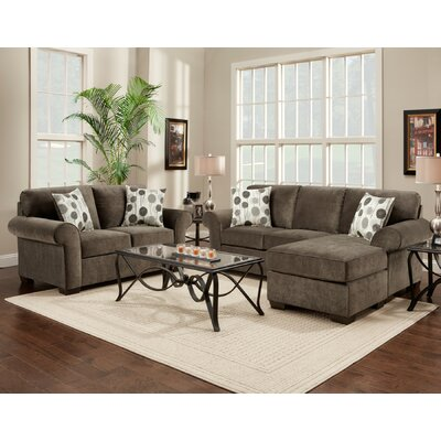 Wildon Home ® Cleo Living Room Collection