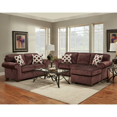 Wildon Home ® Chloe Sleeper Living Room Collect..