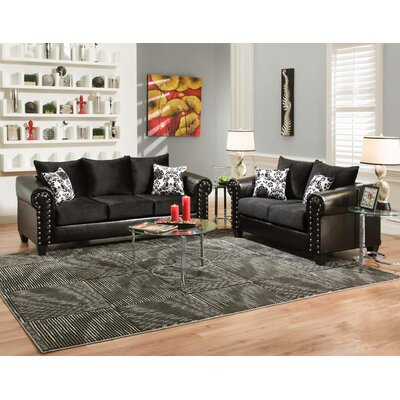 Wildon Home ® May Living Room Collection