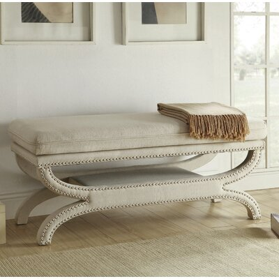 Wildon Home ® Upholstered Bedroom Bench