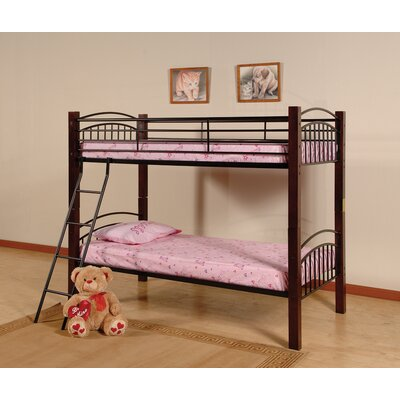 Wildon Home ® Twin Bunk Bed