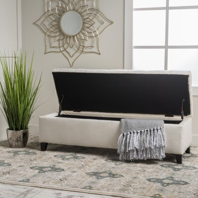 Wildon Home ® Oliver Storage Ottoman