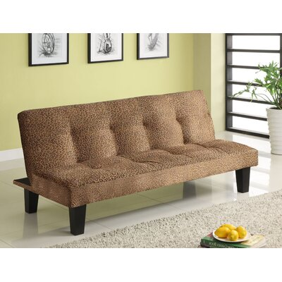 Viv + Rae Ethan Youth Microfiber Futon Sofa Bed