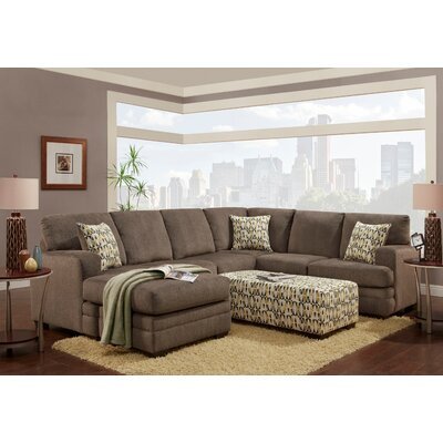 Wildon Home ® Braxton Sectional