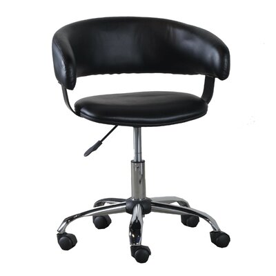 Wildon Home ® Sebring Low-Back Office Chair with Caster