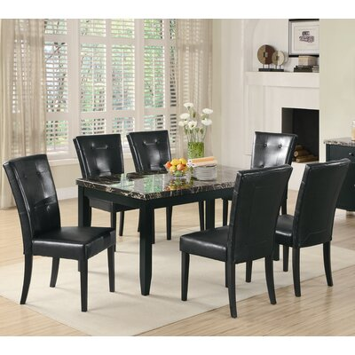 Red Barrel Studio Moerlein 7 Piece Dining Set