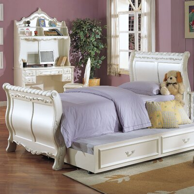 ACME Furniture Sleigh Customizable Bedroom Set