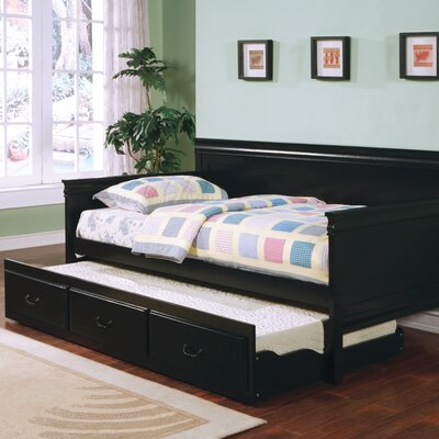 Wildon Home ® Casey Daybed with Trundle