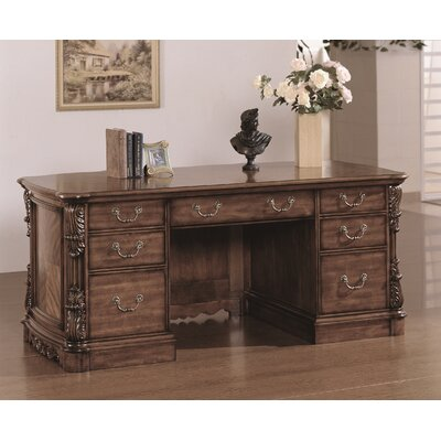 Wildon Home ® Angelina Executive Desk