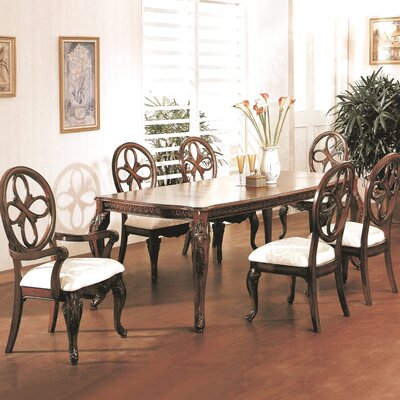 Wildon Home ? Cassandra 7 Piece Dining Set